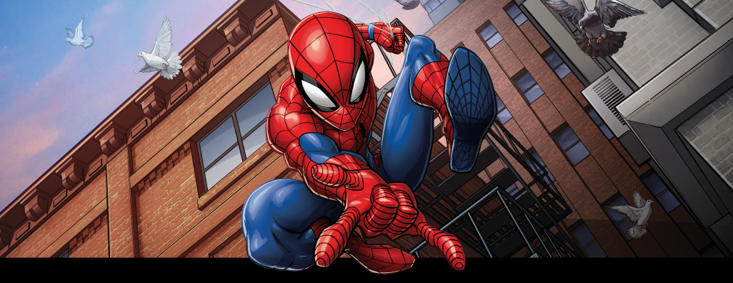 INFO SPIDER-MAN